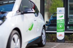 Elektromobilität: Carglass nutzt Ladeinfrastruktur von innogy