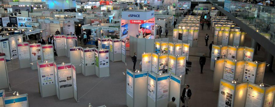 Internationales Symposiums EVS30 (Electrical Vehicle Systems) war vom 9.-11. Oktober in Stuttgart