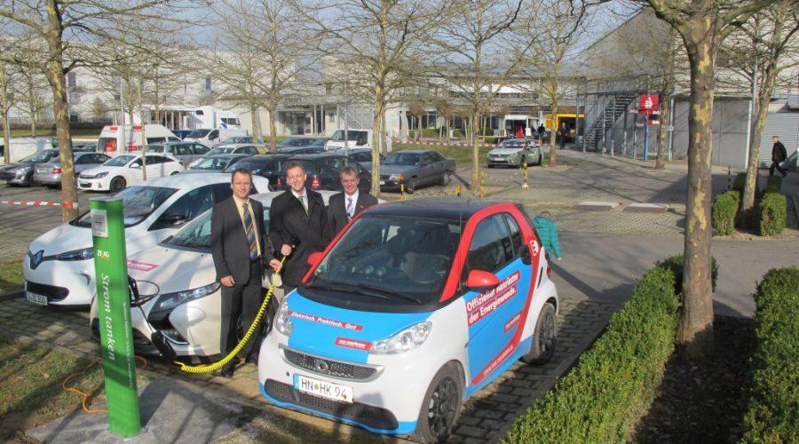 Aktionstage Elektromobilität 20.-21.04.2018