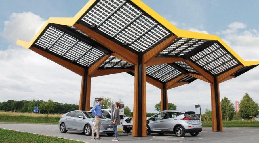 Fastned eröffnet erste Schnellladestation in Deutschland