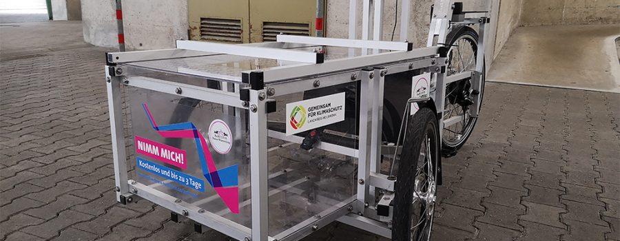 XYZ Cargo Trike-Das pfiffige Dreirad