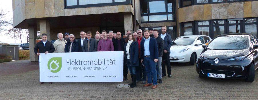 1. Mitgliederversammlung am 1.12.2018 in Wüstenrot.