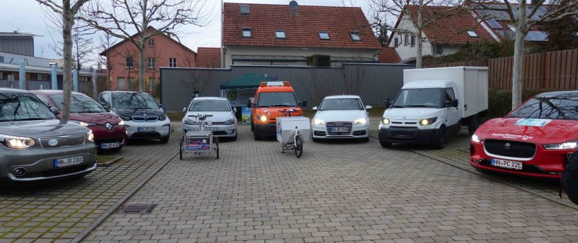 Offenau im Zeichen der Elektromobilität